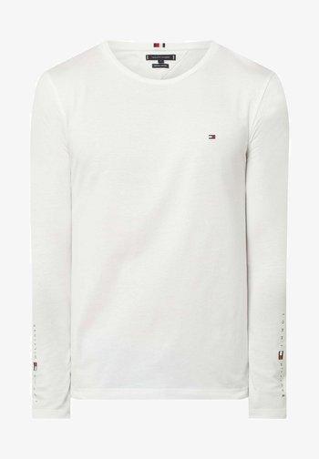 LONGSLEEVE - Long sleeved top - weiß