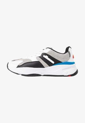 AURANO - Trainers - light grey/white/black