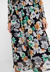 mint&berry - Maxi dress - black - 5