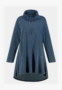 Ulla Popken - Sweatshirt - blue denim - 1