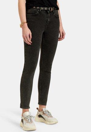 AMETIST VINTAGE DENIM - Jeans Skinny Fit - black
