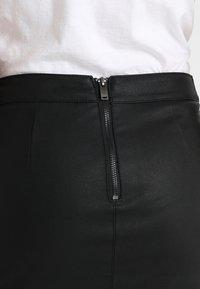ONLY - Pouzdrová sukně - black - 5
