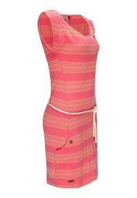 Ragwear - Robe fourreau - pink - 1