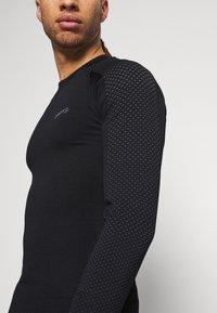 Craft - WARM INTENSITY - Long sleeved top - black - 4