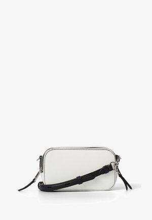Camera bag - white