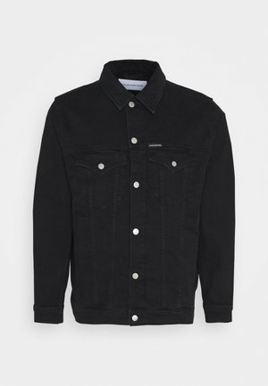 Giacca di jeans - washed black