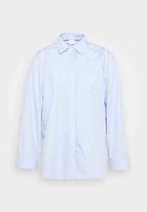 SHIRT - Button-down blouse - blue light