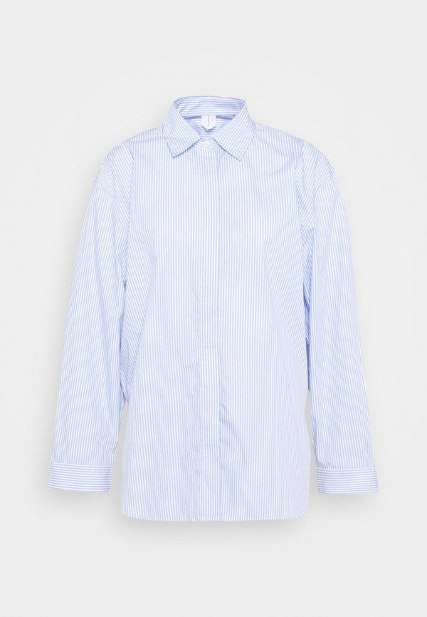 ARKET SHIRT - Koszula - blue light/jasnoniebieski BIHJ