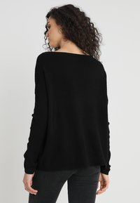 ONLY - Jumper - black - 2