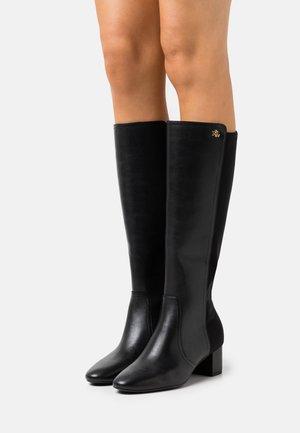 WINSLET BOOTS TALL BOOT - Støvler - black