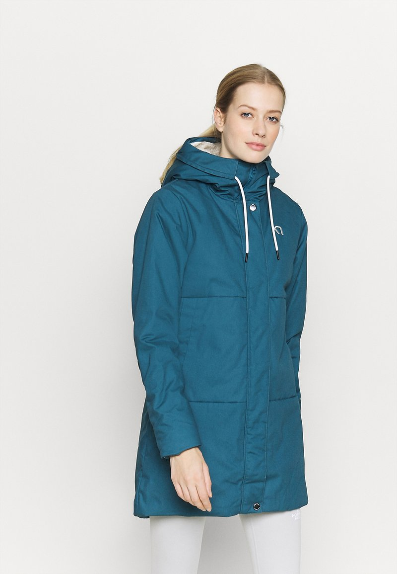 Kari Traa - SKUTLE JACKET - Winter coat - ocean