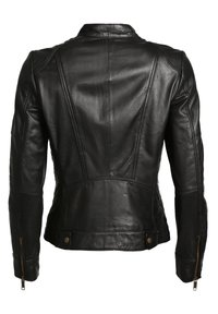 JCC - SIRPA - Leather jacket - black - 2