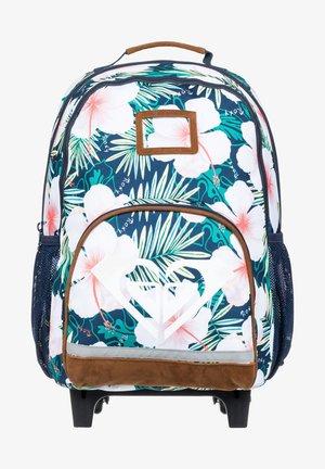 Wheeled suitcase - mood indigo grange fleur