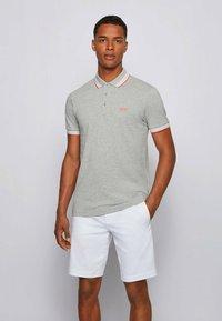 BOSS - PADDY - Poloshirt - open grey - 0