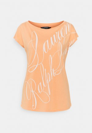 UPTOWN - T-shirts med print - shell coral