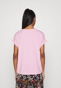 ONLY - ONLMOSTER ONECK - T-shirts - soft pink - 2