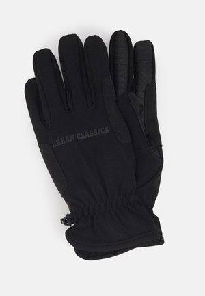 PERFORMANCE WINTER GLOVES - Fingerhandschuh - black