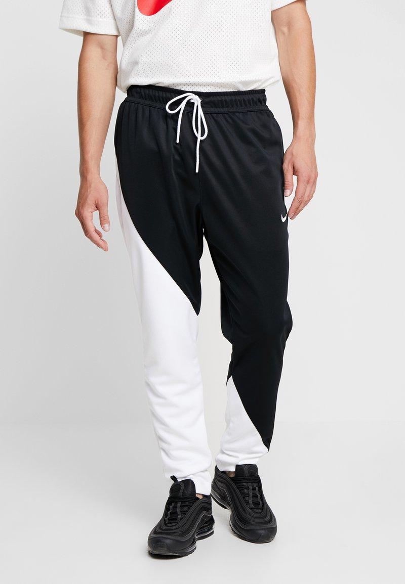 Nike Sportswear - PANT - Træningsbukser - black/white