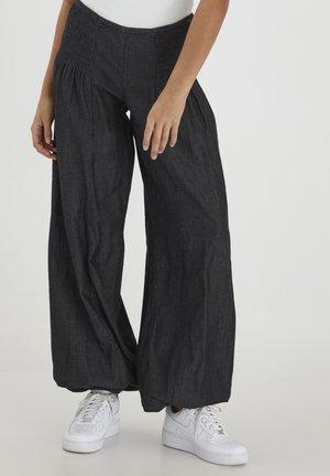 JILL  - Relaxed fit jeans - black denim