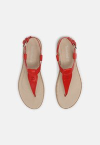 Timberland - CHICAGO RIVERSIDE - T-bar sandals - red - 4