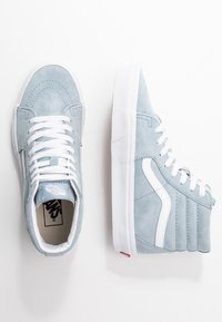 Vans - Sneakers high - blue fog/true white - 3