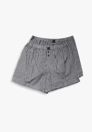 2PACK - Boxer shorts - black