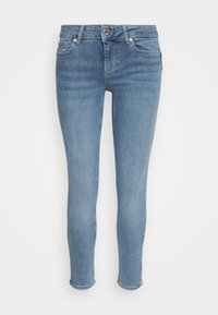 Liu Jo Jeans - MONROE - Jeans Skinny Fit - denim blue crux wash - 6