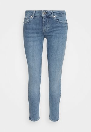 MONROE - Jeans Skinny Fit - denim blue crux wash