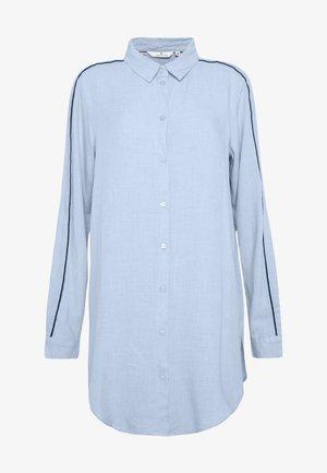 BLOUSE LONGSTYLE - Skjorte - blue
