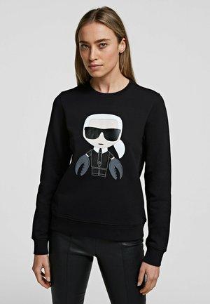 CANCER - Sweatshirt - black