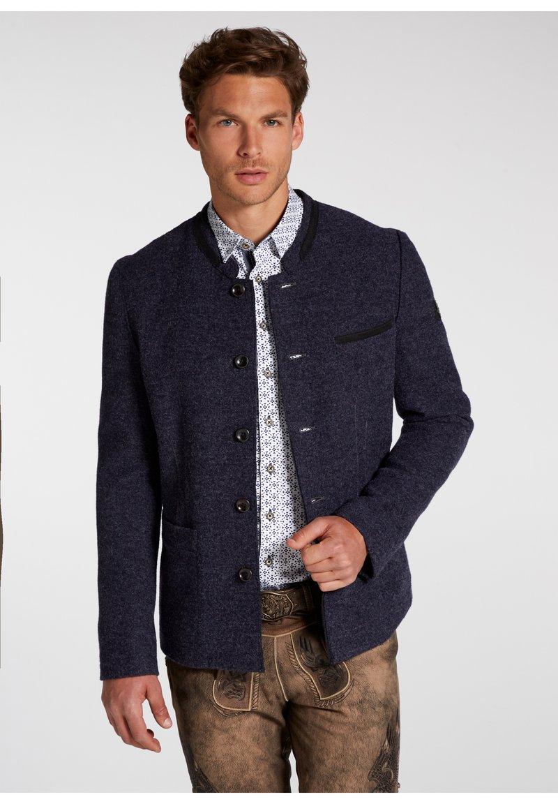 Spieth & Wensky - PETRUS - Summer jacket - dunkelblau