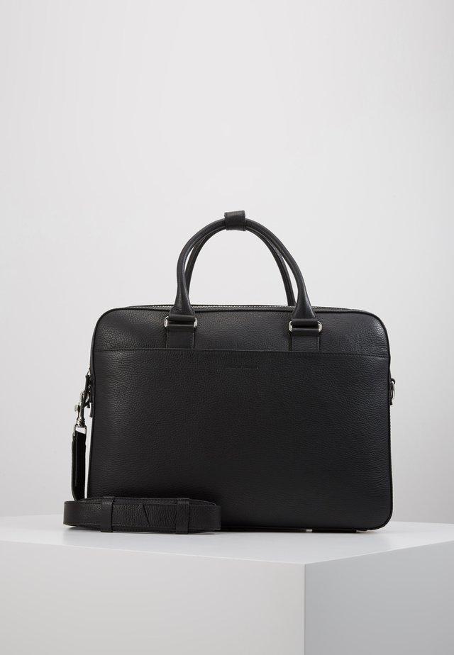 BURIN - Briefcase - black