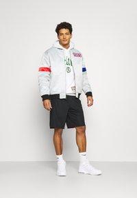 Mitchell & Ness - NBA ALL STAR  HEAVYWEIGHT JACKET - Training jacket - grey/platinum - 1