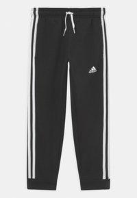 adidas Performance - UNISEX - Verryttelyhousut - black/white - 0