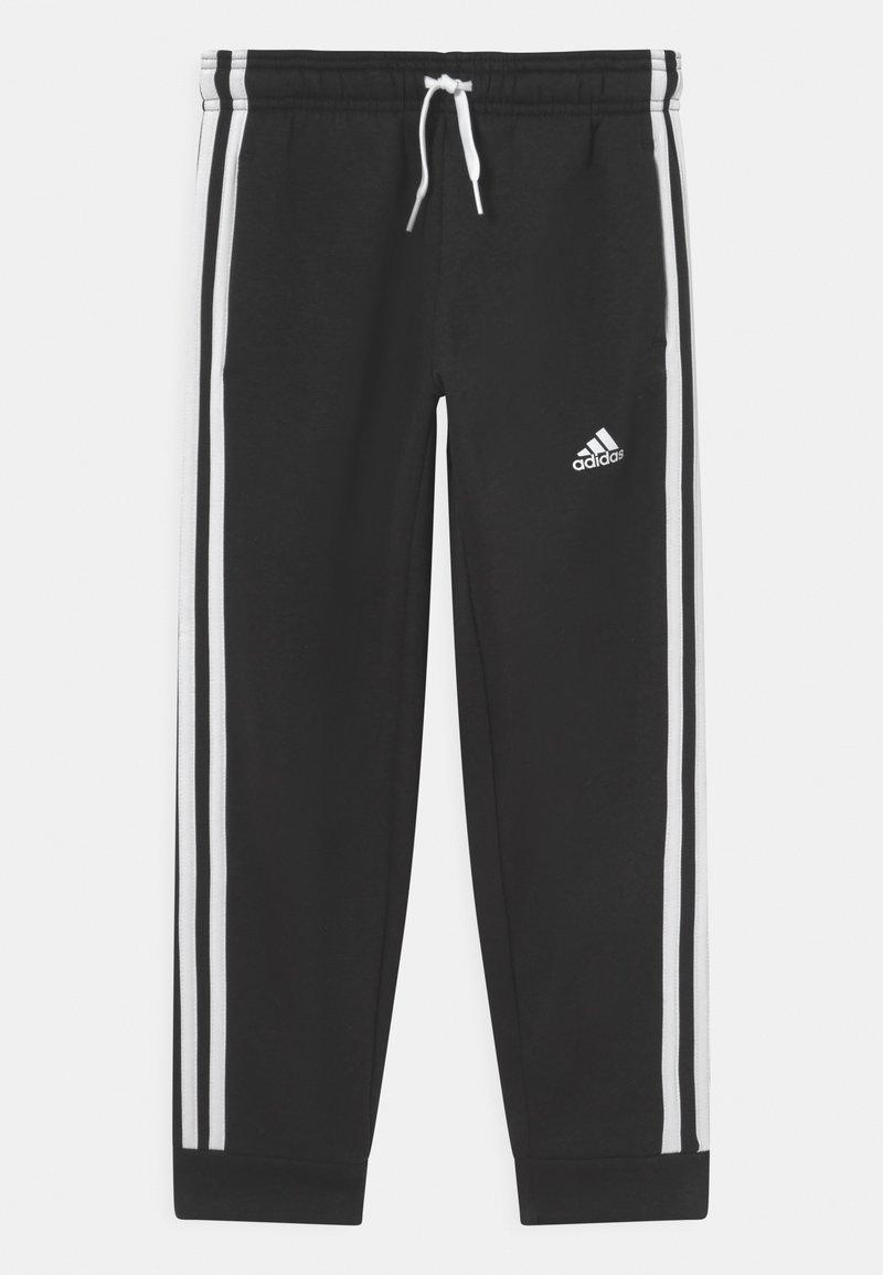adidas Performance - UNISEX - Verryttelyhousut - black/white