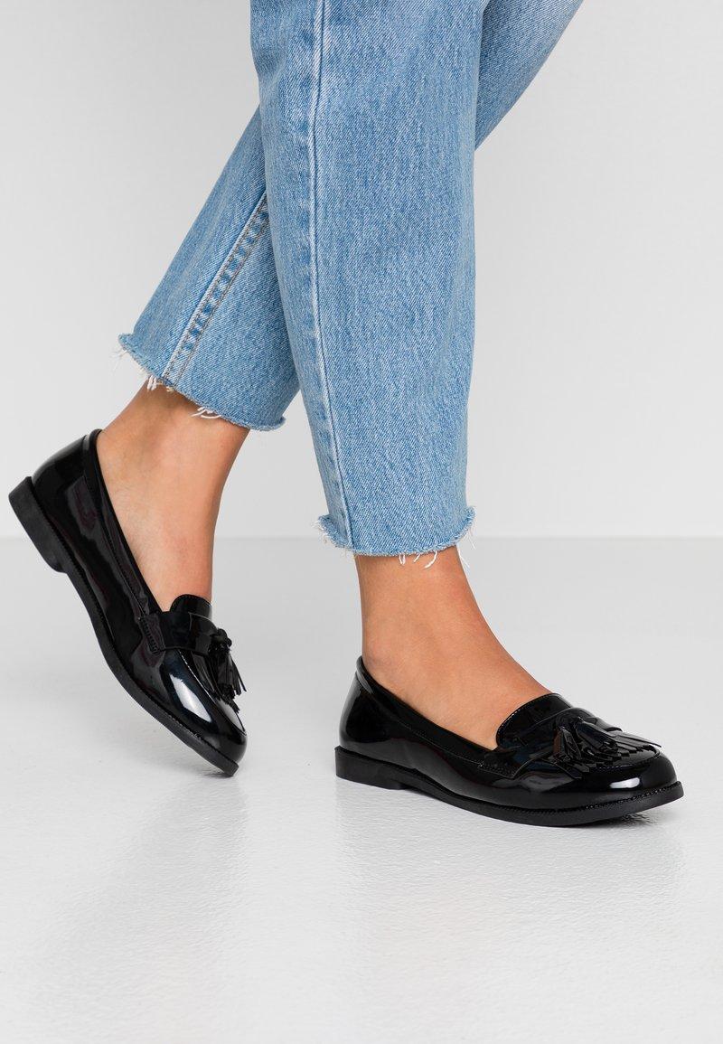 New Look - KAIRY - Półbuty wsuwane - black