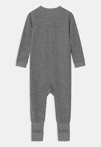 Hust & Claire - MOBI UNISEX - Pyžamo - wool grey - 1