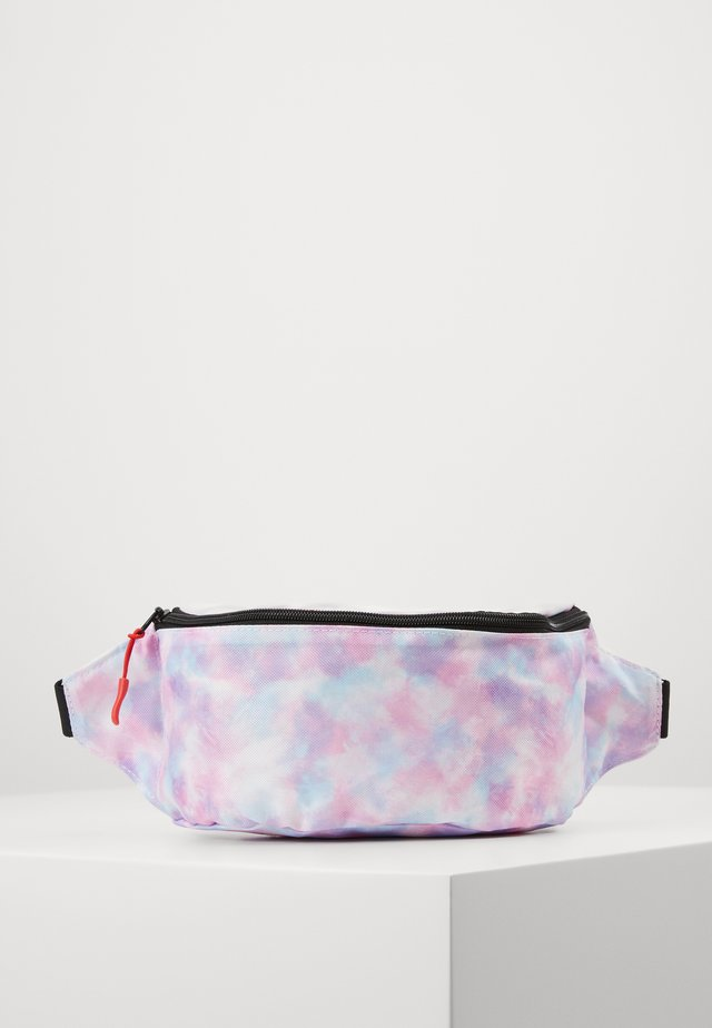 BUMBAG - Bum bag - pink blue white