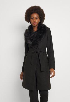 VIMOLLY COAT - Klasyczny płaszcz - black