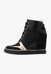Anna Field - Sneakers alte - black - 1