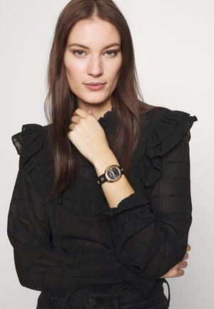 TORTONA - Watch - black