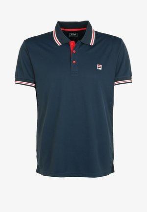 PIRO - Sports shirt - peacoat blue