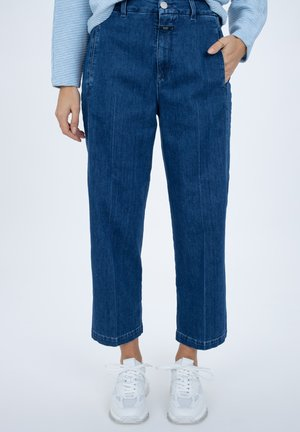 LUDWIG - Relaxed fit jeans - blue