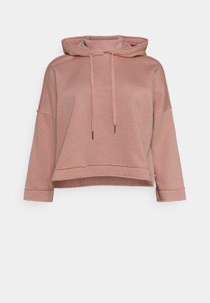 NMSALLY HIGH NECK - Sweatshirt - misty rose