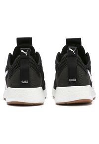 Puma - NRGY NEKO SKIM - Neutral running shoes - black/white - 4