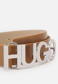 HUGO - ZULA BELT  - Belt - light beige - 2