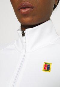 Nike Performance - HERITAGE  - Training jacket - white - 3