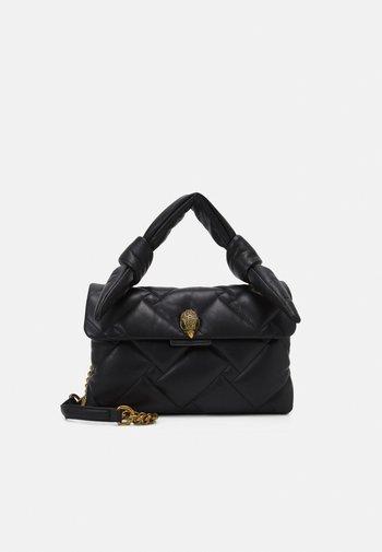 KENSINGTON BAG HANDLE - Handbag - black