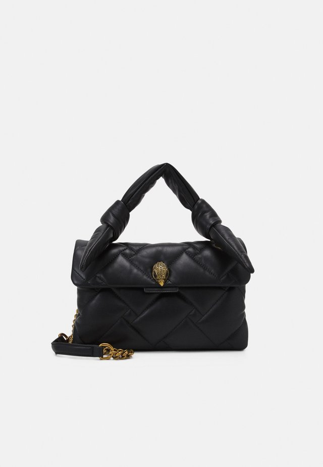 KENSINGTON BAG HANDLE - Handväska - black