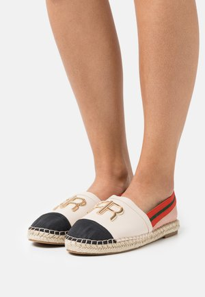 Loafers - cream